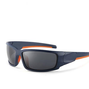 "UglyFace Male ""Alpine Run"" Rectangle Sunglasses"