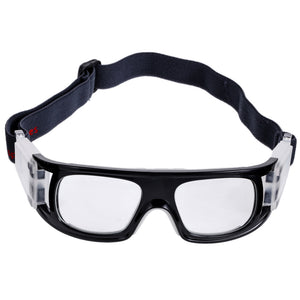 "UglyFace Unisex ""Safety First"" Sport Goggles"