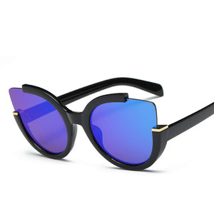"UglyFace Unisex ""Mantis"" Cat Eye Sunglasses"