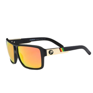 "UglyFace Unisex ""Undeniable Swag"" Rectangle Sunglasses"