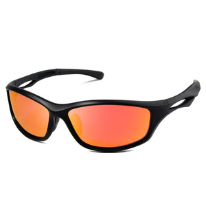 "UglyFace Male ""Metropolis"" Rectangle Sunglasses"