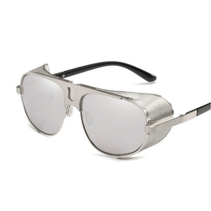 "UglyFace Male ""Sidecar Racer"" Goggle Sunglasses"
