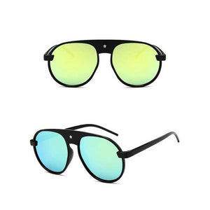 "UglyFace Female ""Designah"" Oversized Sunglasses"