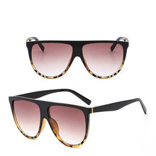 "UglyFace Female ""From da Block"" Vintage Square Sunglasses"