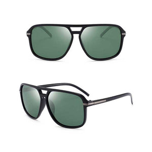 "UglyFace Male ""Driver"" Rectangle Sunglasses"