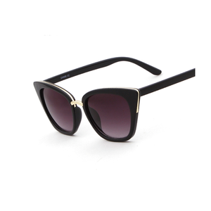 "UglyFace Female ""Classy Lassie"" Cat Eye Sunglasses"