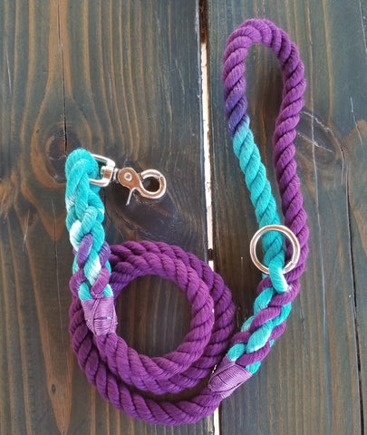 Cheshire Rope Leash