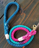 Very Berry Rope Leash