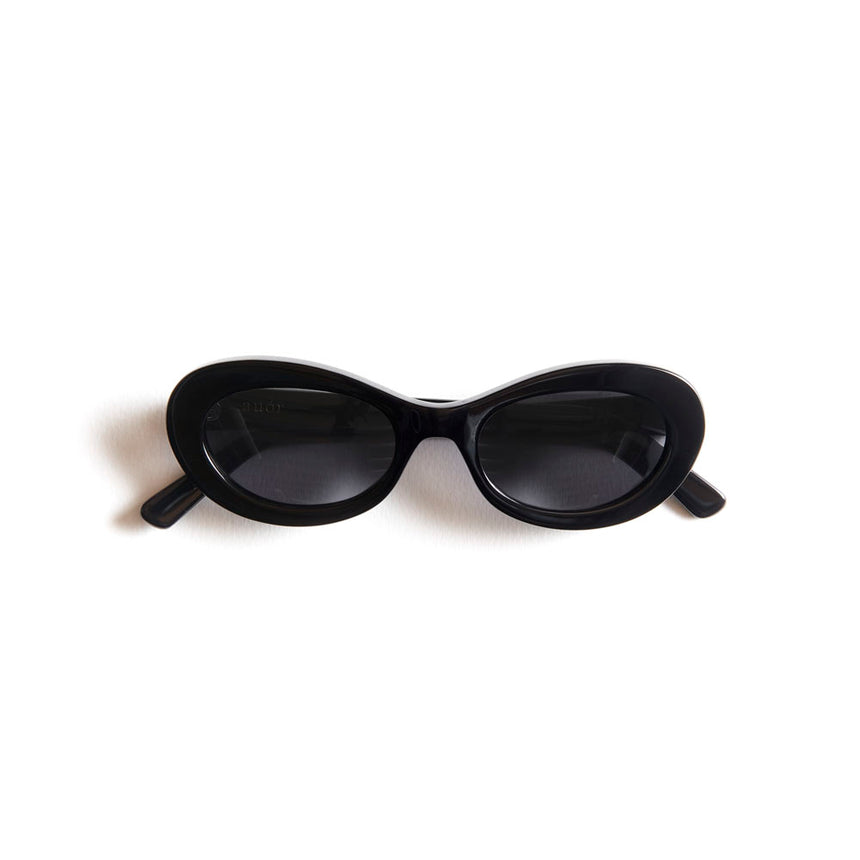 Paloma Sunglasses Black - by  Auór