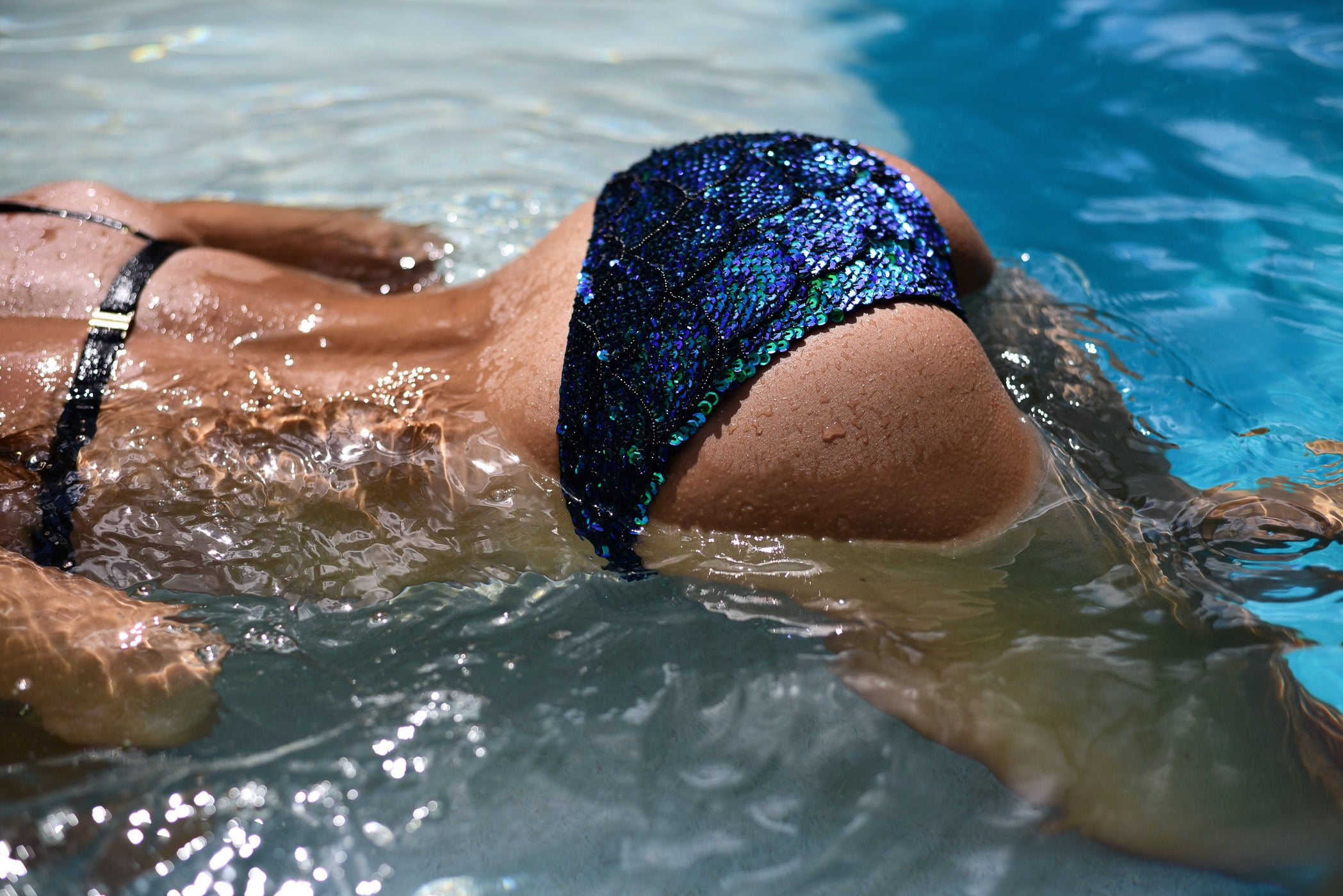 Siren Hipster Bottom - Mermaid