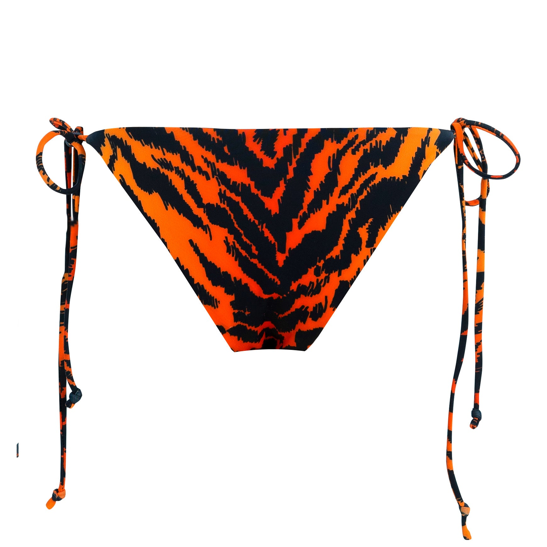 Elektra Tie Up Bottoms  - Tiger