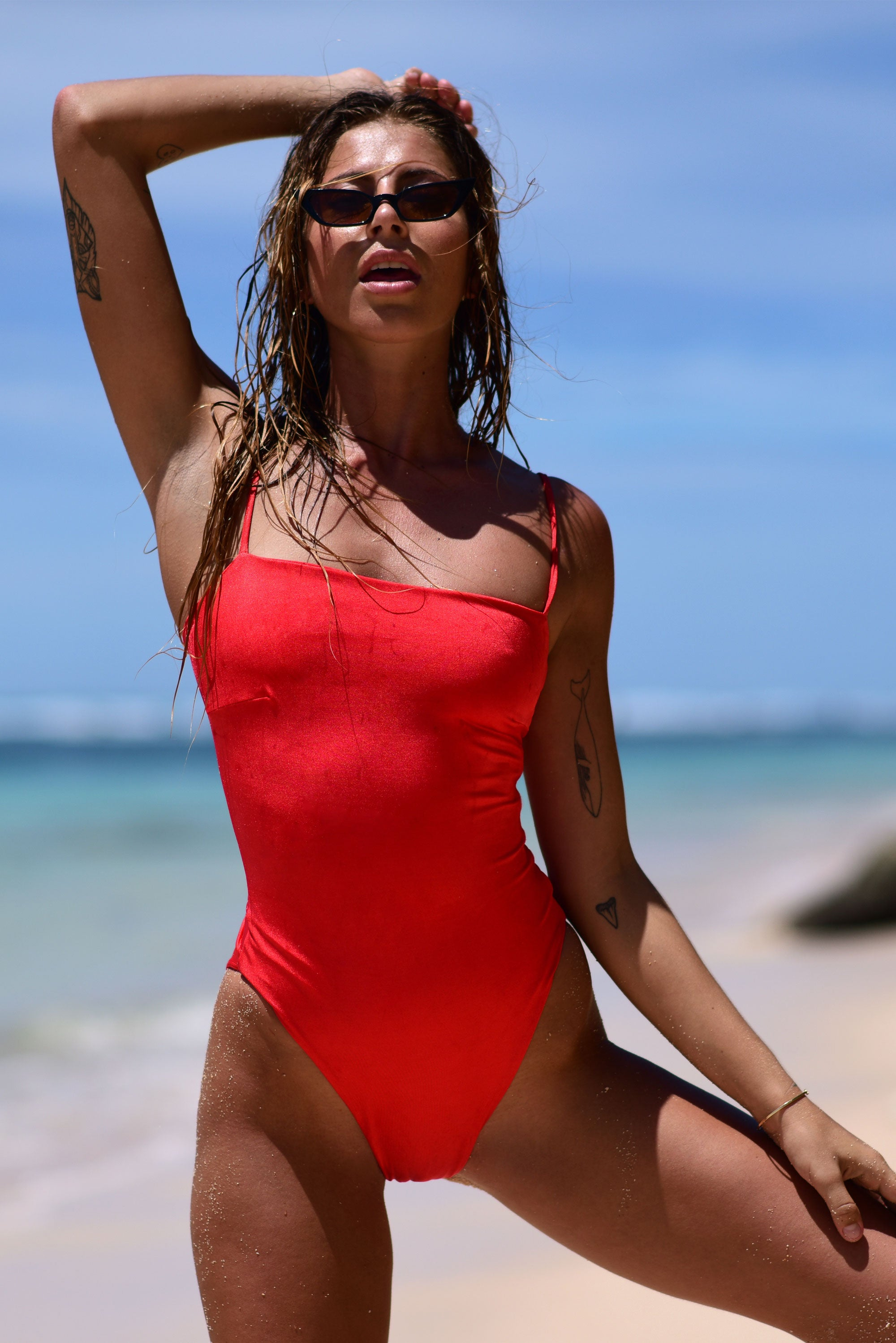 Lola One Piece - Ruby