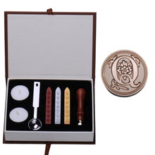 Load image into Gallery viewer, Alphabet Wax Seal Set