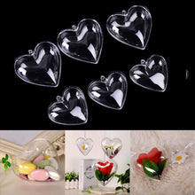 Load image into Gallery viewer, Heart Shaped Bath Bomb Mould Set