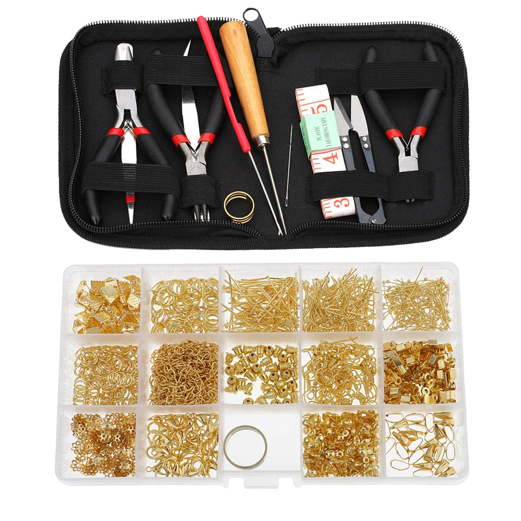 15pcs Jewelry Making Set