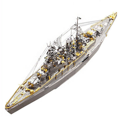 diy ship boat battleship