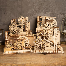 Load image into Gallery viewer, Wooden Mechanical Kits