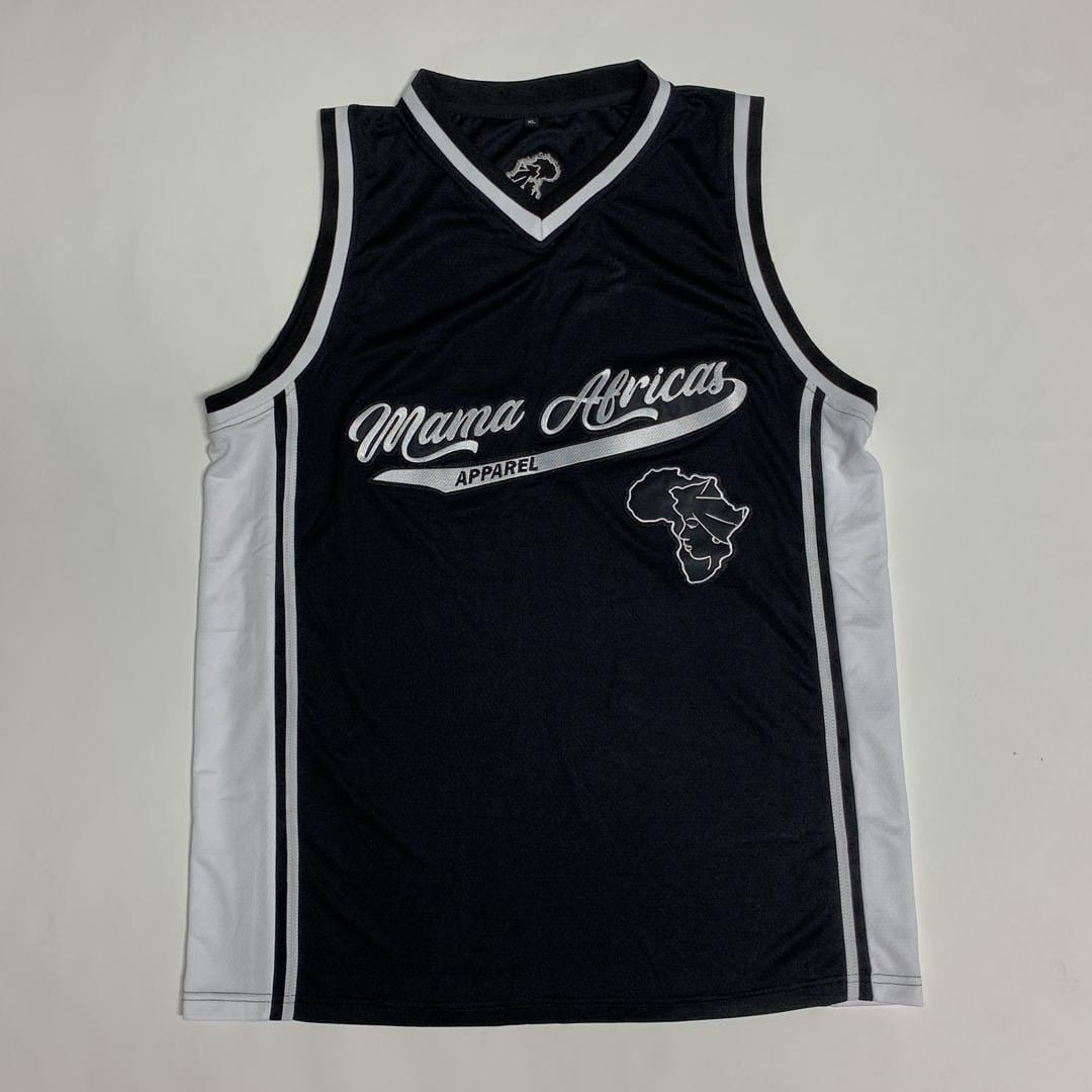 Mama Africa's Apparel Basketball Jersey