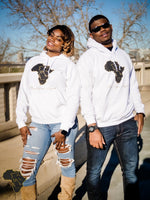 Load image into Gallery viewer, Mama Africa's Apparel Logo Hoodie