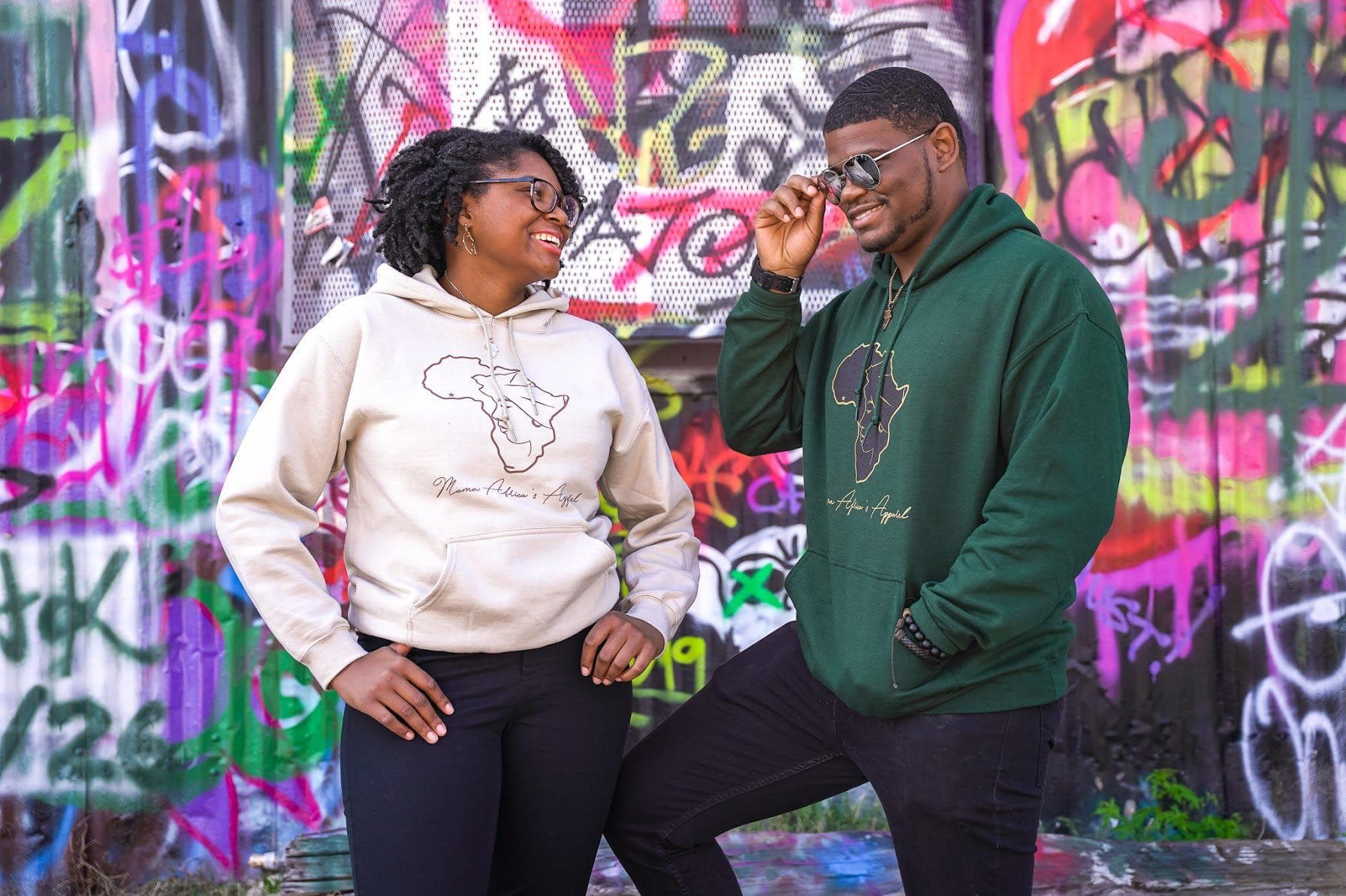 Mama Africa's Apparel Hoodie Fall Release