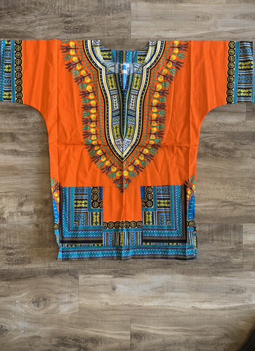 Angelina Dashiki Shirt
