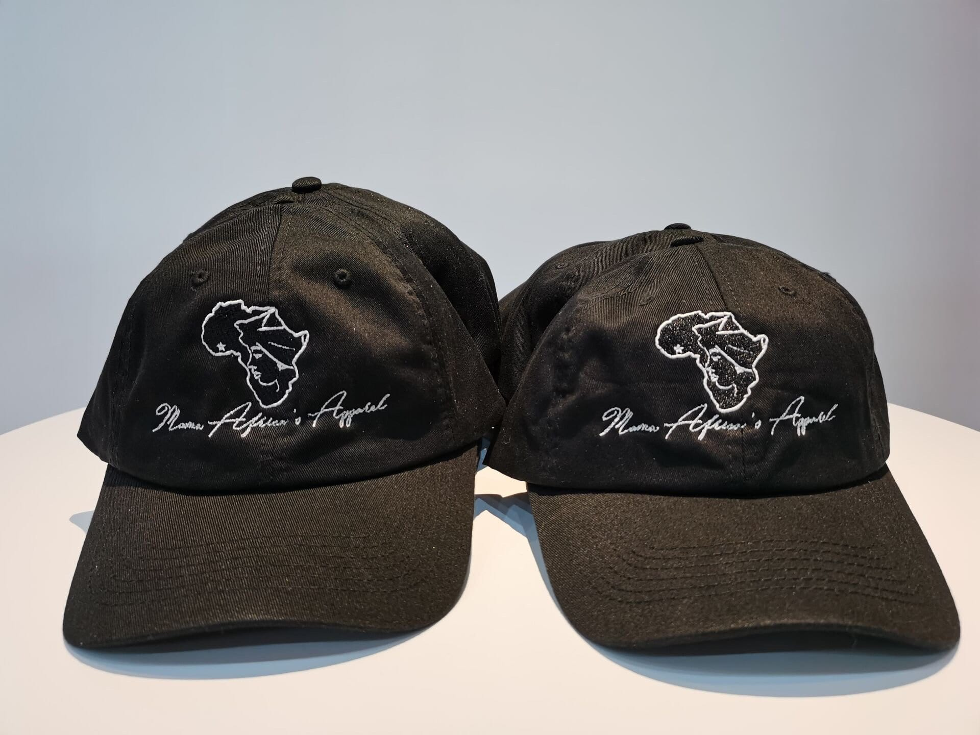 Mama Africa's Apparel Embroidered Dad Hat