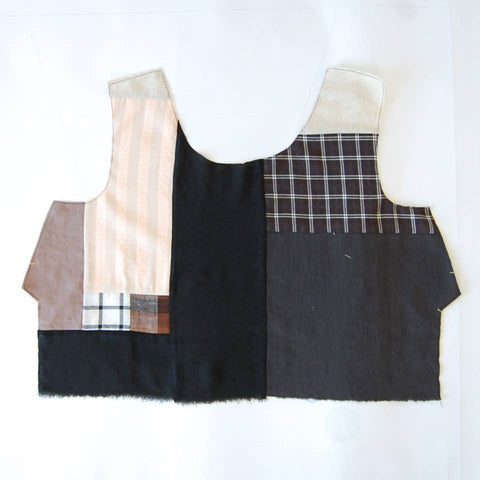Patchwork Garment Preparation