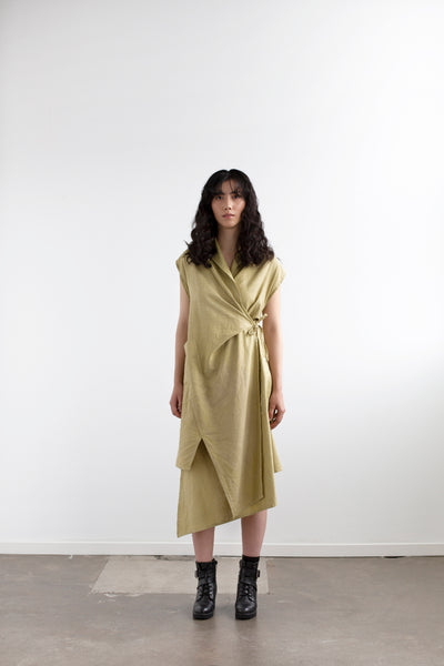 Maynard Dress - Zero Waste Design - Digital Sewing Pattern
