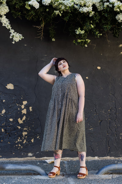 Page Dress - Digital Sewing Pattern