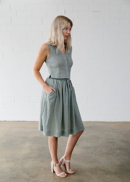 Lawley Skirt - FREE Digital Sewing Pattern