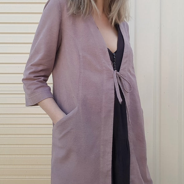 Somerfield Coat - Digital Sewing Pattern