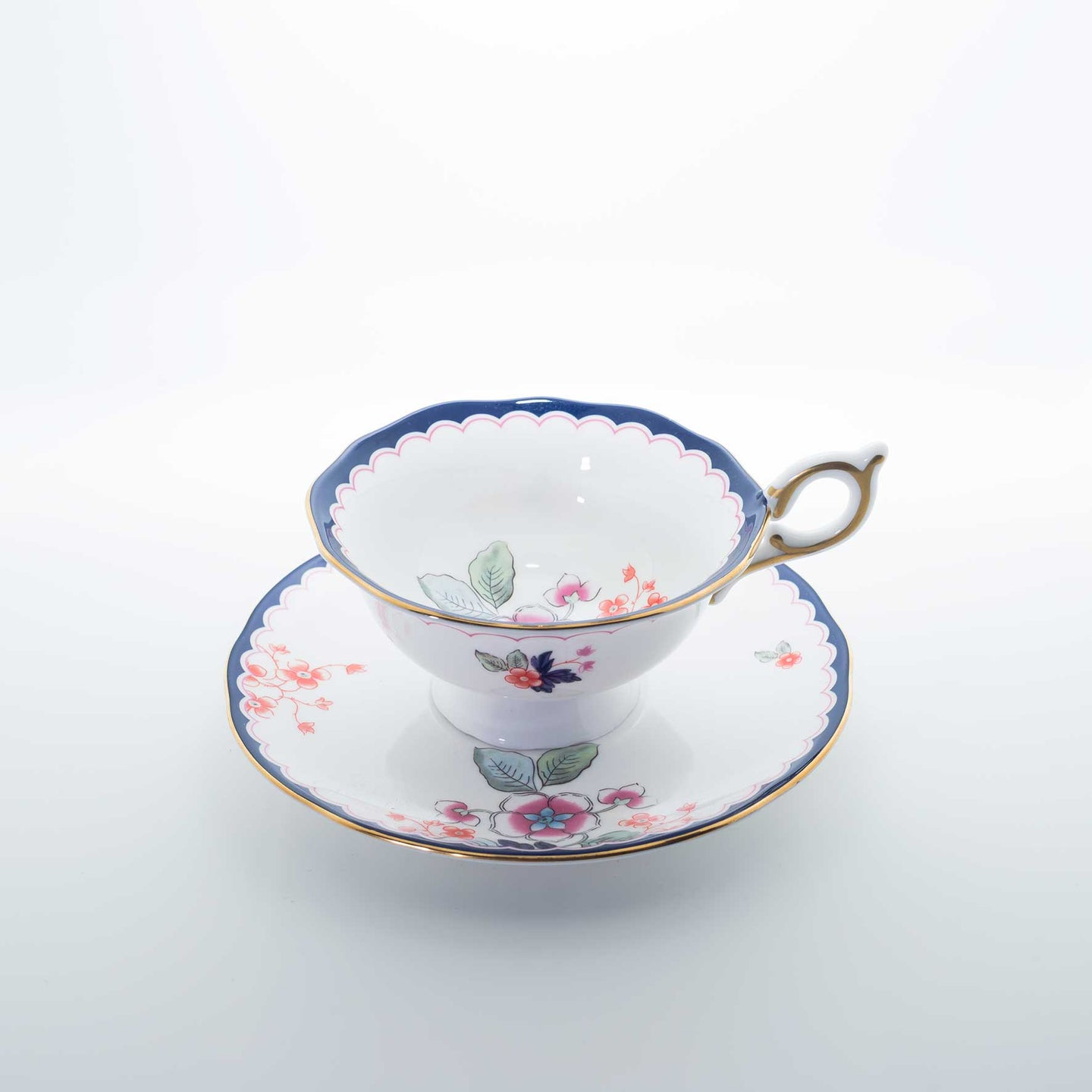 Refresh Moment Wedgwood Wonderlust Jasmine Bloom Teacup & Saucer