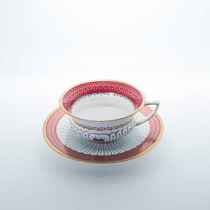 Refresh Moment Wedgwood Royal Heart Teacup & Saucer