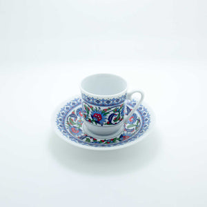 Refresh Moment Turkish Espresso Cup and Saucer