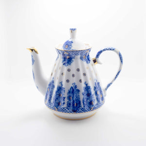 Refresh Moment Imperial Porcelain St. Petersburg 1744 Wreath Teapot