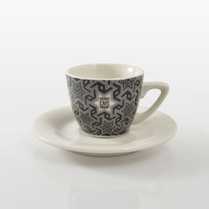 Refresh Moment Grand Café Orient Designer Coffee Mug and Saucer