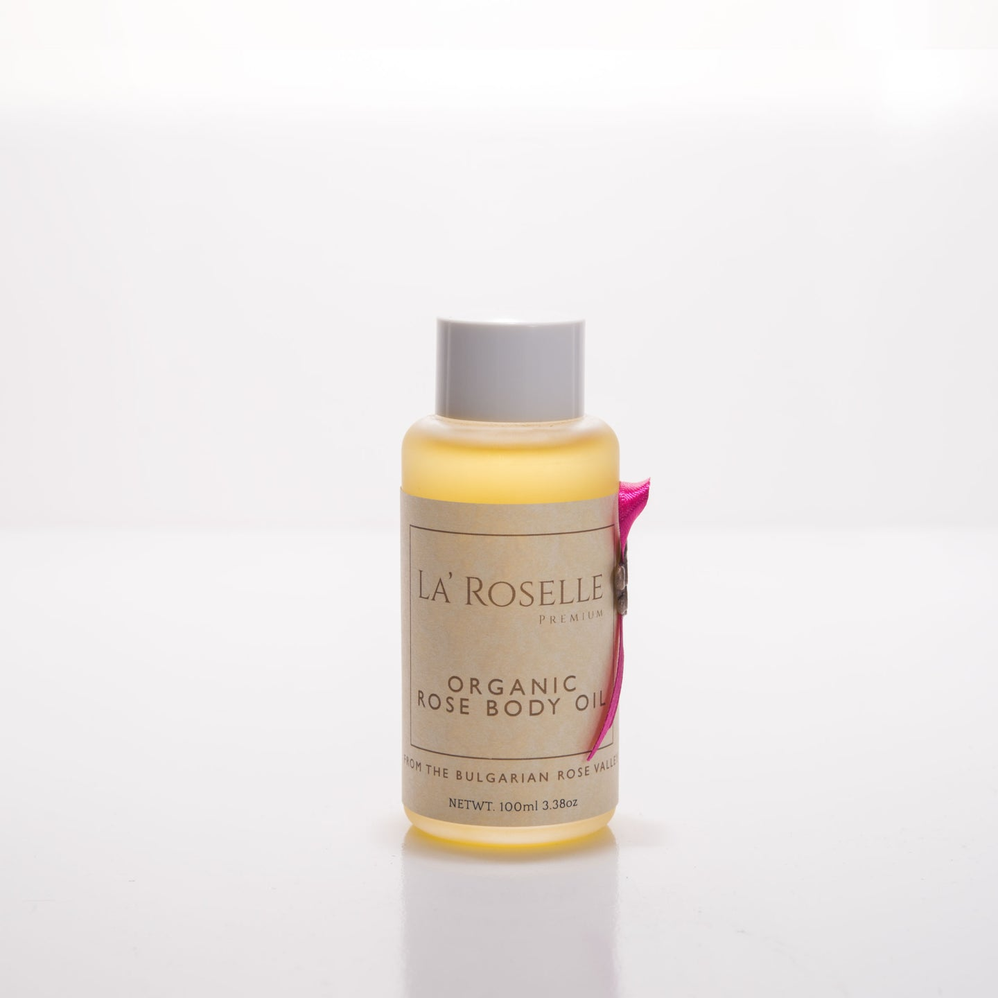 Refresh Moment La' Roselle Organic Rose Body Oil