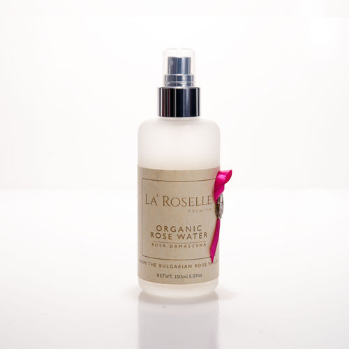 Refresh Moment La' Roselle Organic Rose Water