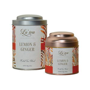 La'tea Lemon & Ginger Tea