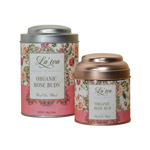 La'tea Organic Rose Buds
