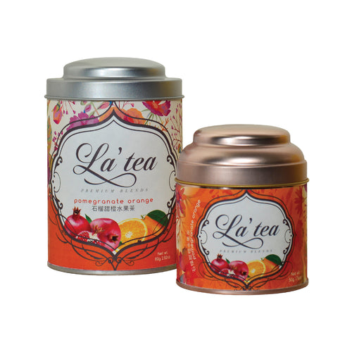 La'tea Pomegranate Orange