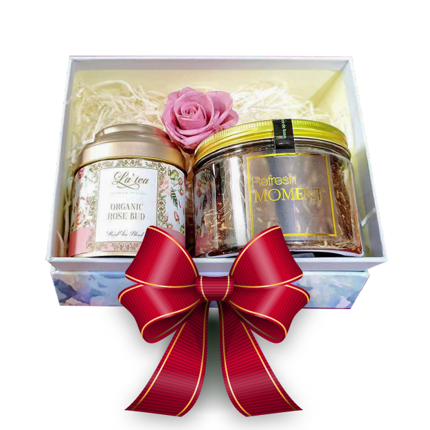 Tea Cookie Gift Box A