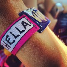 coachella wristband what to bring