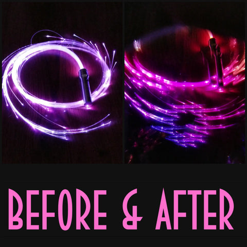what kaleidoscope diffraction glasses goggles look like on before after