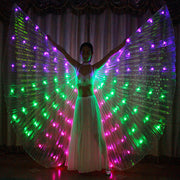 LED Isis Wings (162 Block Lights)