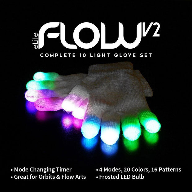 Elite Flow V2 Glove Set