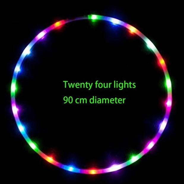 MoonHoop, LED Color Changing & Rechargable