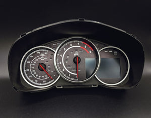 "Illumaesthetic FR-S/GT-86/BR-Z (Premium 4.2"" LCD Screen Ver.) - Gauge Faces (ZN6)"