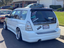 Load image into Gallery viewer, Subaru Forester SG5 Clear Tail Lights (Pre-Order)