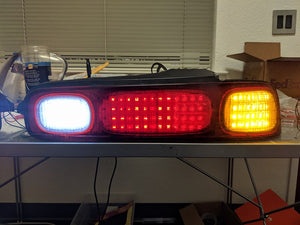 Honda/Acura Integra (DC2) OEM+ LED Tail Lights